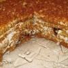Медовый торт «Особенный». Самый вкусный на свете медовик!
